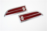 1970-1973 Firebird Billet Tail Lamp Lenses