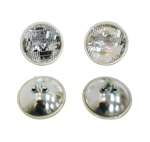 1967 Firebird T3 Headlight Lamp Bulbs Set