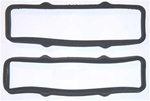 1967-1968 Tail light Gaskets, Molded Rubber OE Style Pair