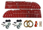 1979 - 1981 Firebird Digital LED Sequential Tail Lights Wiring Ki