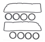 1974 - 1978 Tail light Lamp Lens Gasket Set