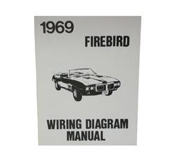 1969 Firebird Wiring Diagram Manual
