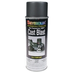 Cast Blast Iron Gray Hi Temp 1200 Paint