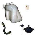 1980 - 1981 Radiator Coolant Overflow Jar Kit