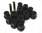 1970 - 1981Polyurethane Rear Leaf Spring Bushings Kit