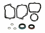 "1967-1981 Muncie Transmission Gasket And Seal Kit, 1"" Shaft"