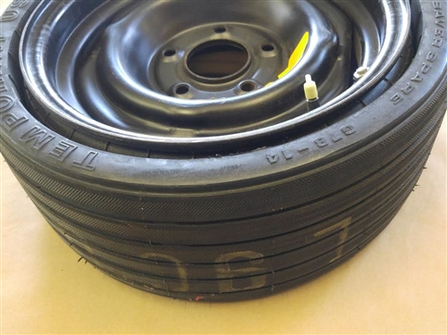 Firebird Space Saver Spare Tire Amp Wheel Original Gm