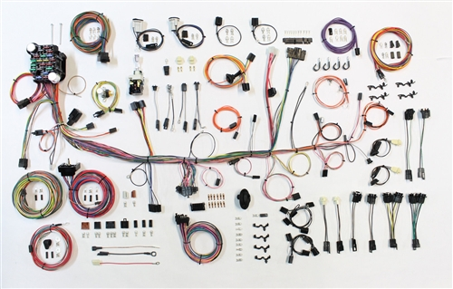 1974 1978 firebird and trans am classic update complete wiring 1978 trans am wiring diagram 1974 1978 firebird and trans am classic update complete wiring harness kit