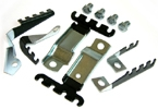 1969 Pontiac Firebird / Trans Am Spark Plug Wire Separators & Looms for all V8 without AC, 10 pc