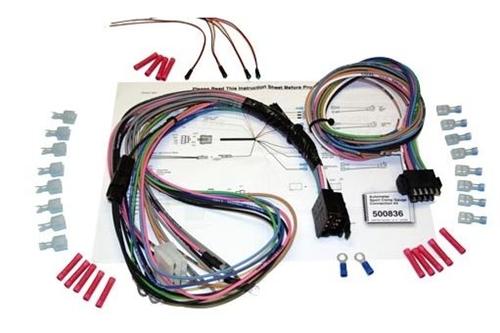 19671968 Autometer Dash Gauge Cluster Wiring Harness Kit