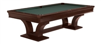 Brunswick Treviso Pool Table - Pool Tables Plus