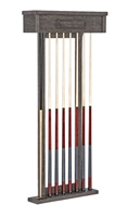 Brunswick Birmingham Wall Rack - Pool Tables Plus