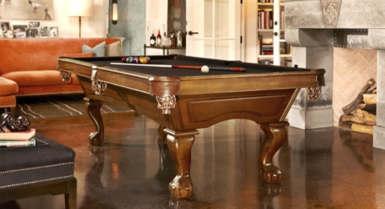 Brunswick Contender Acton - Brunswick brookstone ii pool table