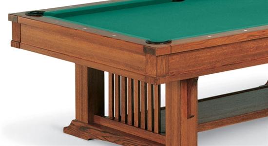 Brunswick Mission Pool Table Pool Tables Plus - Brunswick mission pool table