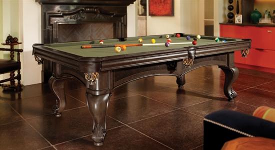 Brunswick Contender Sutton - Contender pool table