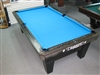 Diamond 8 Foot Pro-Am Pool Table - Charcoal Finish