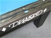 DIAMOND Pro-Am 9 Foot Charcoal Pool Table