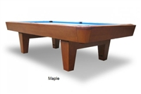 DIAMOND Professional Maple Wood Pool Table