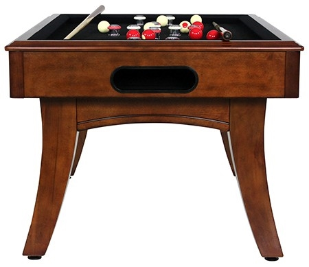 Legacy Ella Bumper Pool Table - Ella pool table