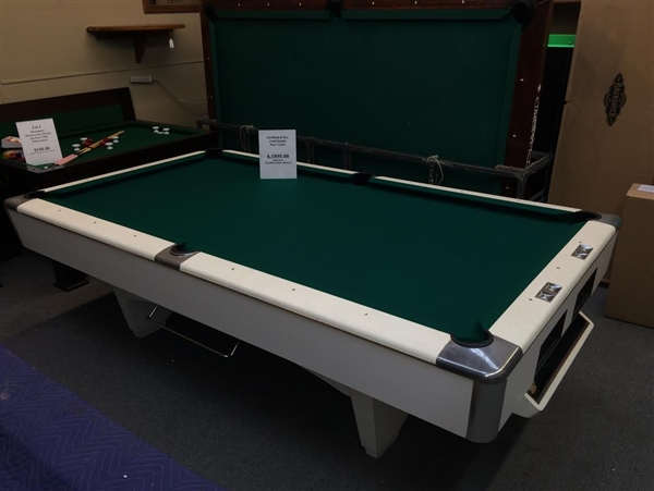 Gandy Foot Pro Pool Table Pool Tables Plus - Gandy pool table