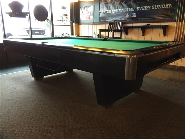 Etonnant Product Code: GANDY 9 FOOT POOL TABLE