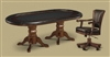 Legacy Texas Holdem Poker Table with Elite Chairs