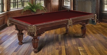 Legacy Westcott Pool Table - Pool table side panels