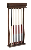 Brunswick Mackenzie Pool Cue Wall Rack