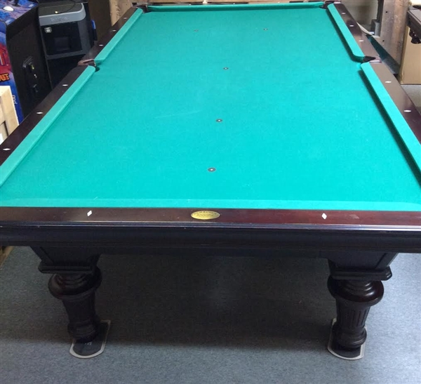 Olhausen innsbruck 10 foot snooker table for 10 foot pool table