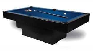 Olhausen Maxim Pool Table - Aluminum pool table