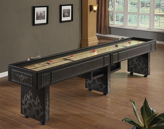 Renegade Foot Shuffleboard - 12 foot shuffleboard table for sale