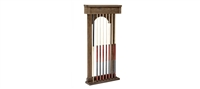 Brunswick Savanna Pool Cue Wall Rack