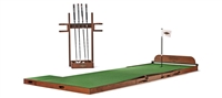 The MacDonald Putting Green by Brunswick (4ft X 12ft)