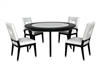 Urban 5 Piece Game Table Flip Top Set