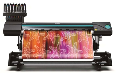 Roland Texart RT-640 64in Dye Sublimation Printer