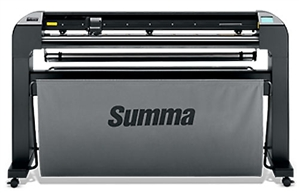 Summa S2 D SERIES S2 D120 48in Vinyl Cutter