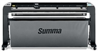Summa OPOS-CAM S2 TC160 64in Vinyl Cutter
