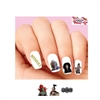 Beetlejuice Assorted Waterslide Nail Decals