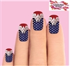 Wonder Woman Full Waterslide Nail Decals