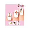 Sexy Pin up Girls Assorted #2 Waterslide Nail Decals