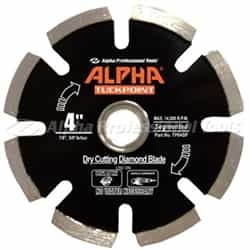 Alpha Professional Tools  TP04SP Tuck Point Wheel 4""
