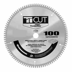 "TIMBERLINE 10081 TI-CUT SAW 10""/80T TCG 5/8"""