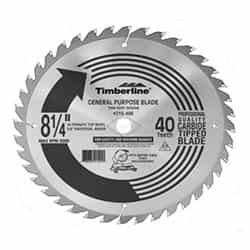 "TIMBERLINE 215-400 TIMBERLINE BLADE 8-1/4"" X 40T"
