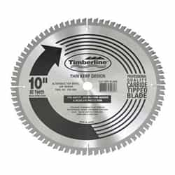 "TIMBERLINE 250-400 TIMBERLINE BLADE 10""X40T A.T.B"