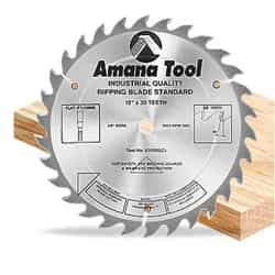 "Amana 610240 10""/24T Ripping Straight Grind"