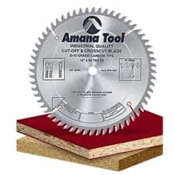 "Amana 610601-30 10"" X 60 Tooth CUT-OFF TCG 30MM BORE General Purpose Cut-Off Saw Blades-TC Grind"
