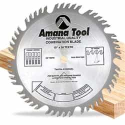 "Amana 694004 9""/40T Combination Grind"