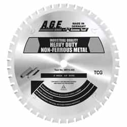 "Age Saw Blades  Md10-805-30 Non-Ferrous 10""X80T Blade"