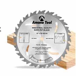 "Amana RB1020-30 10"" x 20 Tooth Ripping SAW Blade 30MM BORE"