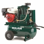 Rol-Air 8230HK30 8 HP BELT DRIVE COMPRESSOR TWIN TANK CONFIG K30 PUMP
